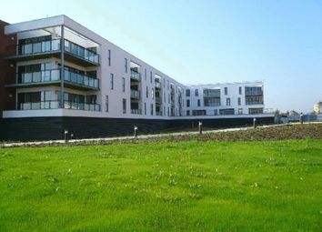 Thumbnail 1 bed flat to rent in Selskar Court, Usk Way, Newport
