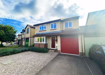 Thumbnail 4 bed link-detached house for sale in Hampton Place, Churchdown, Gloucester