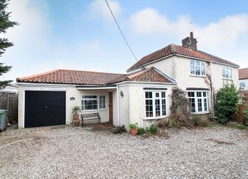 Thumbnail 4 bed cottage for sale in Woodbastwick Road, Blofield, Norwich