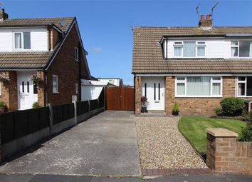 Thumbnail 2 bed semi-detached house for sale in Worcester Avenue, Garstang, Preston