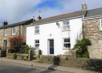 Thumbnail 3 bed terraced house for sale in Tyringham Place, Lelant, Cornwall
