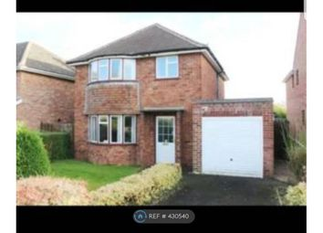 Thumbnail 3 bed detached house to rent in Prestwich Avenue, Worcester