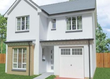 Thumbnail 4 bedroom detached house for sale in Kilsyth, Glasgow