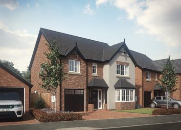 Thumbnail 4 bedroom detached house for sale in Chester Road, Hinstock