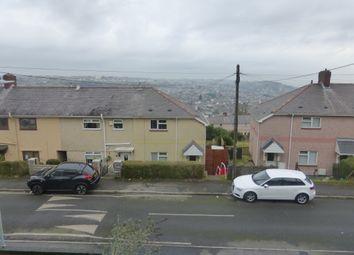 Thumbnail 2 bedroom terraced house for sale in Emlyn Road, Mayhill, Swansea