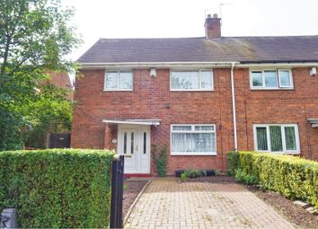 Thumbnail 3 bed semi-detached house for sale in Tile Cross Road, Birmingham