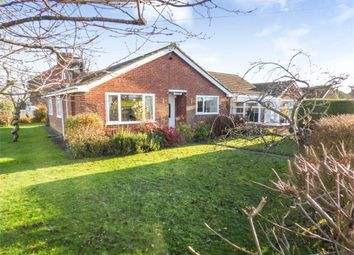 Thumbnail 3 bed detached bungalow for sale in Birch Lane, Stanthorne, Middlewich, Cheshire