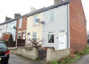 Thumbnail 3 bed end terrace house for sale in Sandy Lane, Worksop, Nottinghamshire