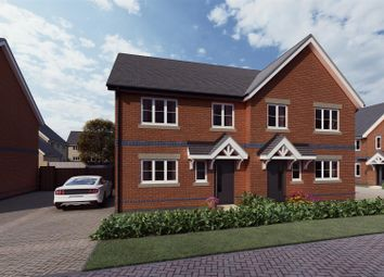 Thumbnail 3 bed semi-detached house for sale in Hallgate Fields, Green Lane, Lower Pilsley, Chesterfield