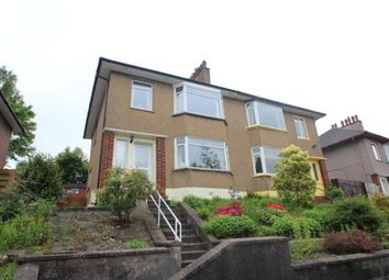 Thumbnail 3 bed semi-detached house for sale in Hill Crescent, Clarkston, East Renfrewshire