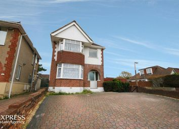 Thumbnail 3 bedroom detached house for sale in Oakdale Road, Poole, Dorset