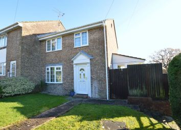 Thumbnail 3 bedroom end terrace house for sale in Maple Way, Gillingham