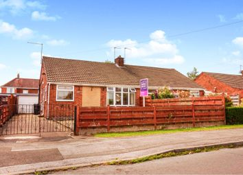 Thumbnail 2 bed semi-detached bungalow for sale in Westholme Drive, York