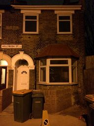 Thumbnail 3 bedroom end terrace house to rent in Hollybush Street, Plaistow
