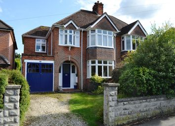 Thumbnail 4 bed semi-detached house to rent in Fifth Road, Newbury, Berkshire
