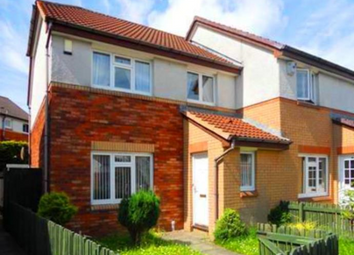 Thumbnail 3 bedroom end terrace house to rent in Valgreen Court, Dundee