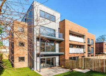 Thumbnail 1 bedroom flat for sale in Villiers Court, Cheam Road, East Ewell