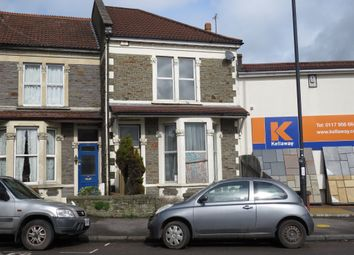 Thumbnail 3 bed terraced house for sale in Staple Hill Road, Fishponds, Bristol