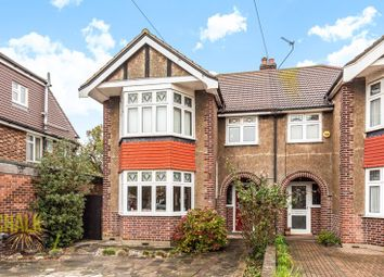Thumbnail 3 bed semi-detached house for sale in Lichfield Terrace, Upminster