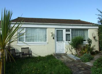 Thumbnail 2 bed bungalow for sale in Lane, Newquay, Cornwall