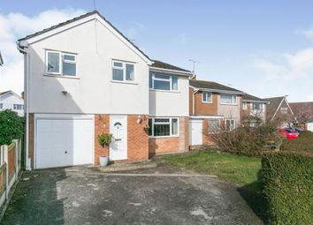 Thumbnail 4 bed detached house for sale in Mansfield Avenue, Hawarden, Deeside, Flintshire