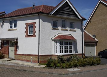 Thumbnail 3 bed link-detached house for sale in Seacrest Avenue, Fleetwood