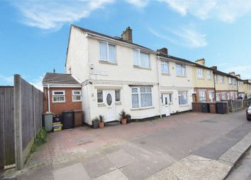 Thumbnail 3 bedroom end terrace house for sale in Whitecroft Road, Luton