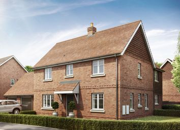 "Thumbnail 4 bed detached house for sale in ""The Kempthorne"" at Crow Lane, Crow, Ringwood"
