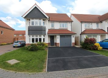Thumbnail 4 bed detached house for sale in 49 Sheldon Road, Scartho Top, Grimsby