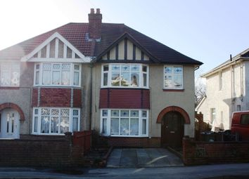 Thumbnail 3 bedroom semi-detached house to rent in Spring Road, Southampton
