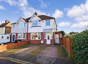 3 bed semi-detached house for sale in Boleyn Avenue, Westbrook, Kent CT9