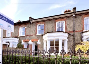 Thumbnail 4 bed terraced house to rent in Rozel Road, Clapham, London