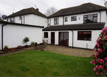 Thumbnail 3 bedroom detached house for sale in Derby Road, Chellaston