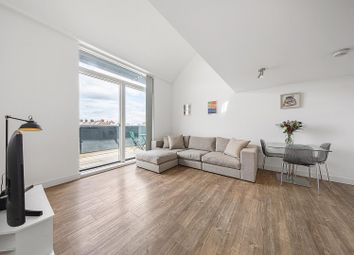 Thumbnail 2 bed flat for sale in Milles Square, London