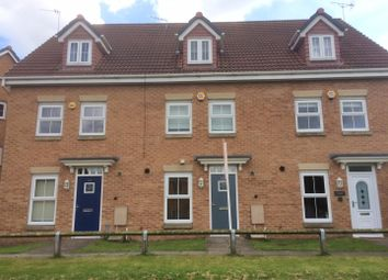 Thumbnail 3 bedroom town house to rent in Tuffleys Way, Braunstone, Leicester