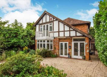 Thumbnail 4 bed detached house for sale in Sefton Close, Petts Wood, Orpington