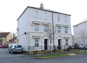 Thumbnail 4 bed semi-detached house for sale in Tiger Moth Close, Gloucester