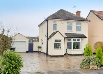 Thumbnail 3 bedroom detached house for sale in Ashmore Avenue, Sutton-In-Ashfield