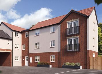 Thumbnail 2 bed flat for sale in Silk Mill Road, Hellesdon