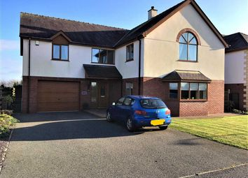 Thumbnail 5 bed detached house for sale in Ffordd Meillion, Llangristiolus, Bodorgan