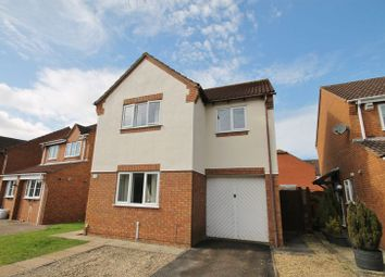 Thumbnail 4 bed detached house for sale in Mallard Close, Bradley Stoke, Bristol