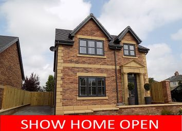 Thumbnail 4 bed detached house for sale in The Show Home, Scotby, Carlisle