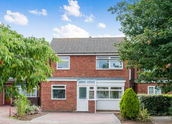 Thumbnail 3 bed detached house for sale in Millfields, Haughley, Stowmarket