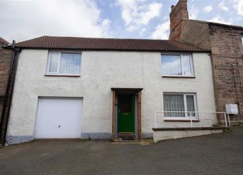 Thumbnail 3 bed terraced house for sale in Cheviot Street, Wooler, Northumberland