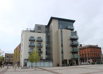 Thumbnail 1 bed flat to rent in Quayside, Cardiff Bay