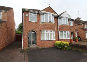 Thumbnail 3 bed semi-detached house for sale in Ulverscroft Road, Coventry