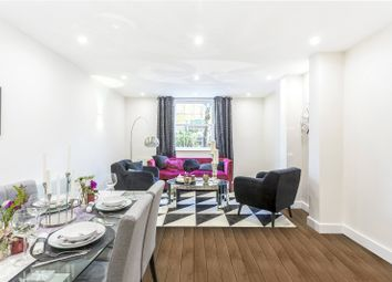 Thumbnail 1 bed flat for sale in Walsingham House, 1331 High Road, Wheststone, London
