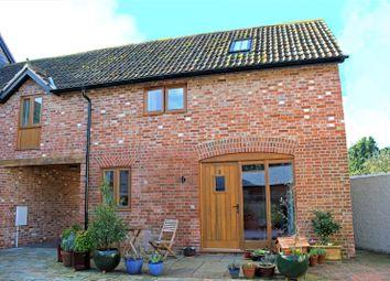 Thumbnail 1 bed semi-detached house for sale in Colestocks Barns, Colestocks, Honiton, Devon