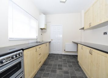 Thumbnail 3 bed terraced house to rent in Campbell Road, Stoke On Trent, Staffordshire