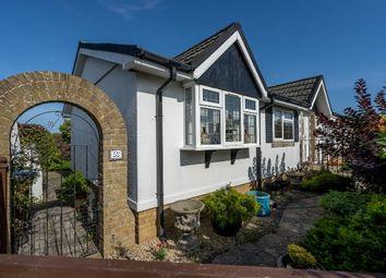 Thumbnail 3 bed mobile/park home for sale in Oaktree Close, Nyetimber, Bognor Regis, West Sussex.
